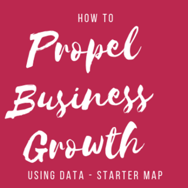 use data for business growth